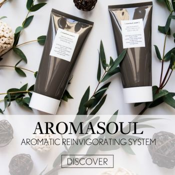 Comfort Zone Hot Stone Aromasoul massage 60 mins