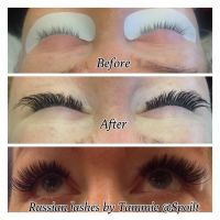 6D Russian lashes