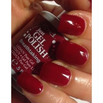 Gel Polish Fingers with rubber base