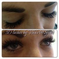 3D WOW Full Set of Semi Perm Lash Extensions