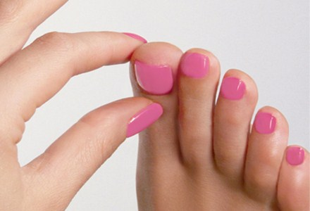 Toe Shape & Polish