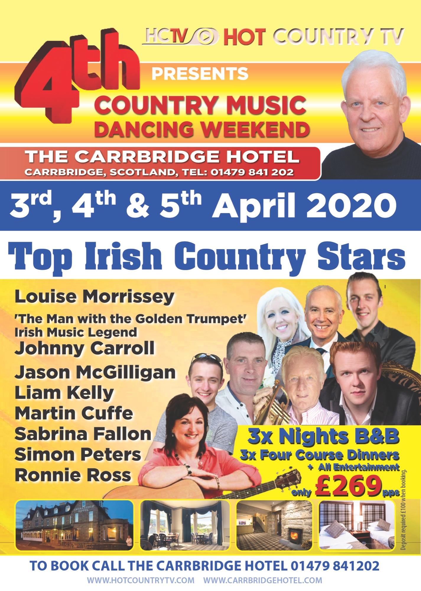 Carrbridge Hotel WEEKEND 2020