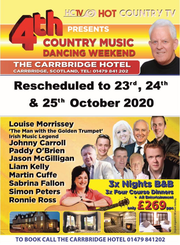 Hot Country Oct 2020