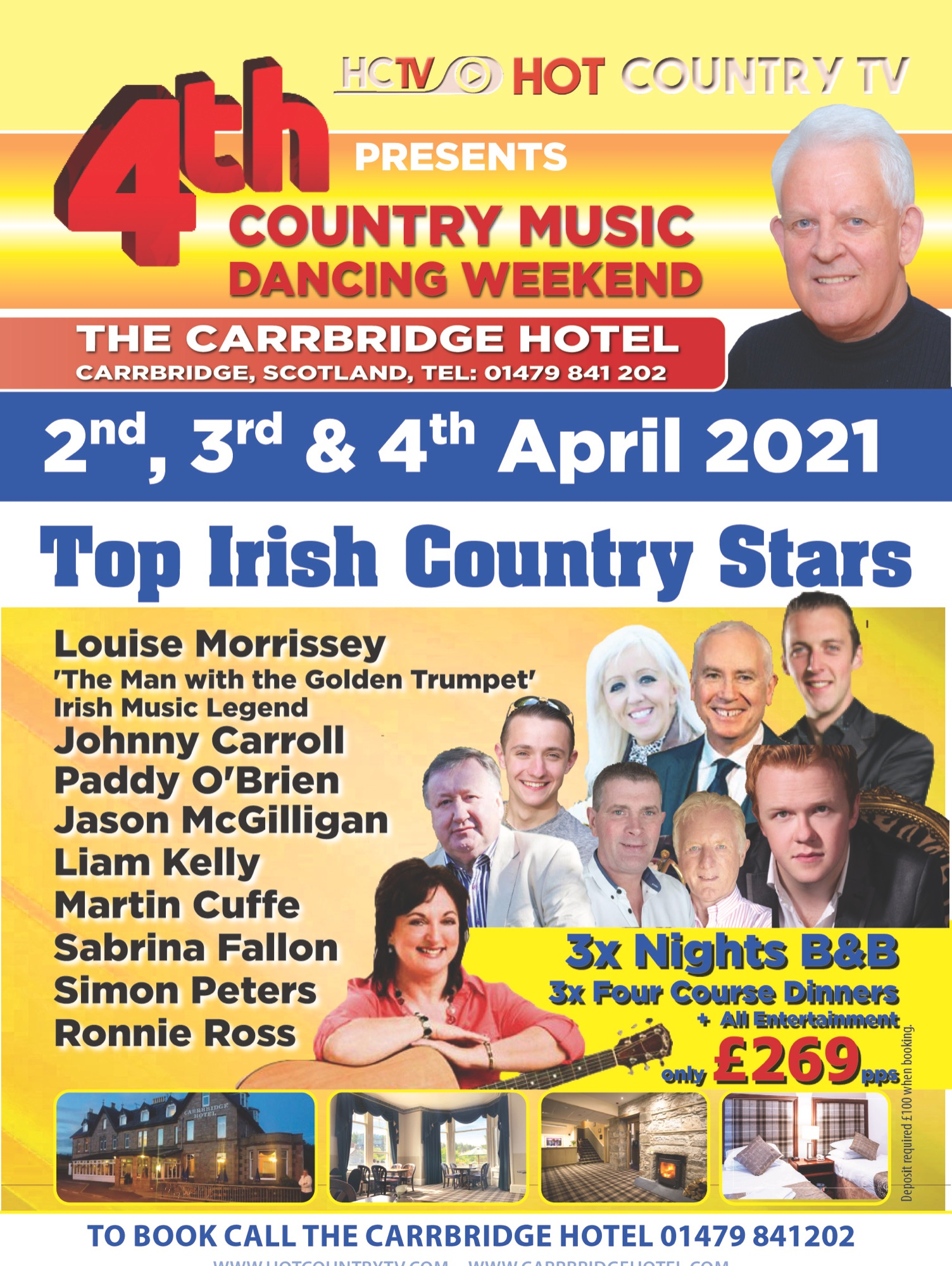 Carrbridge UPDATED to April 2021Flyer A4