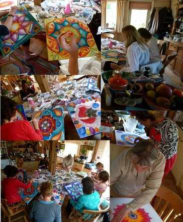 Mandala Workshop Spring 2
