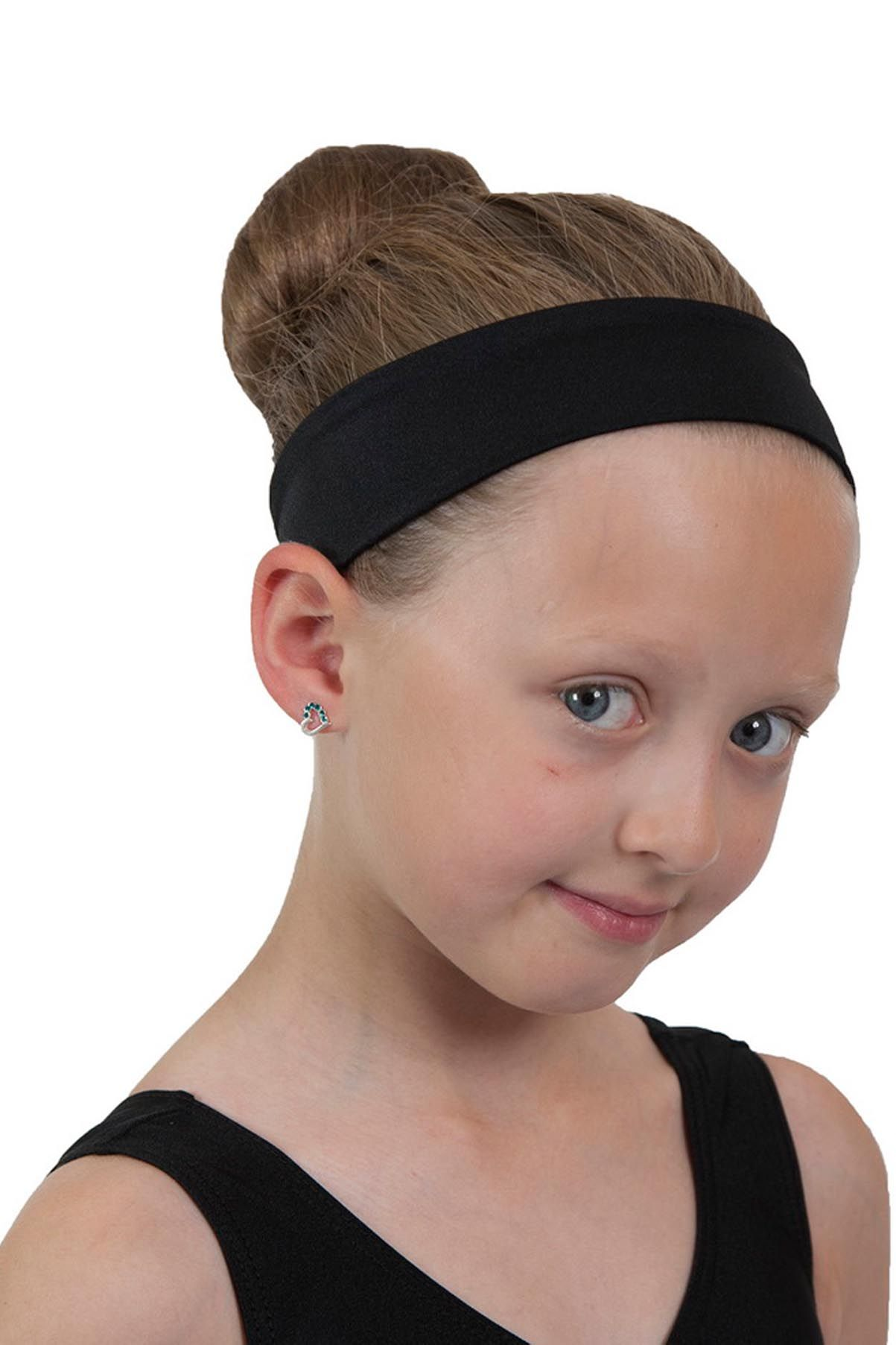 Uniform Black Headband (IDS)