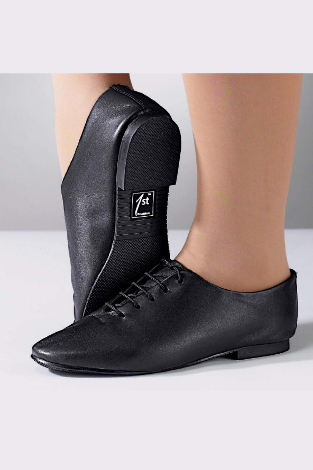 Uniform Black Jazz Shoe (IDS Jazz Shoe)