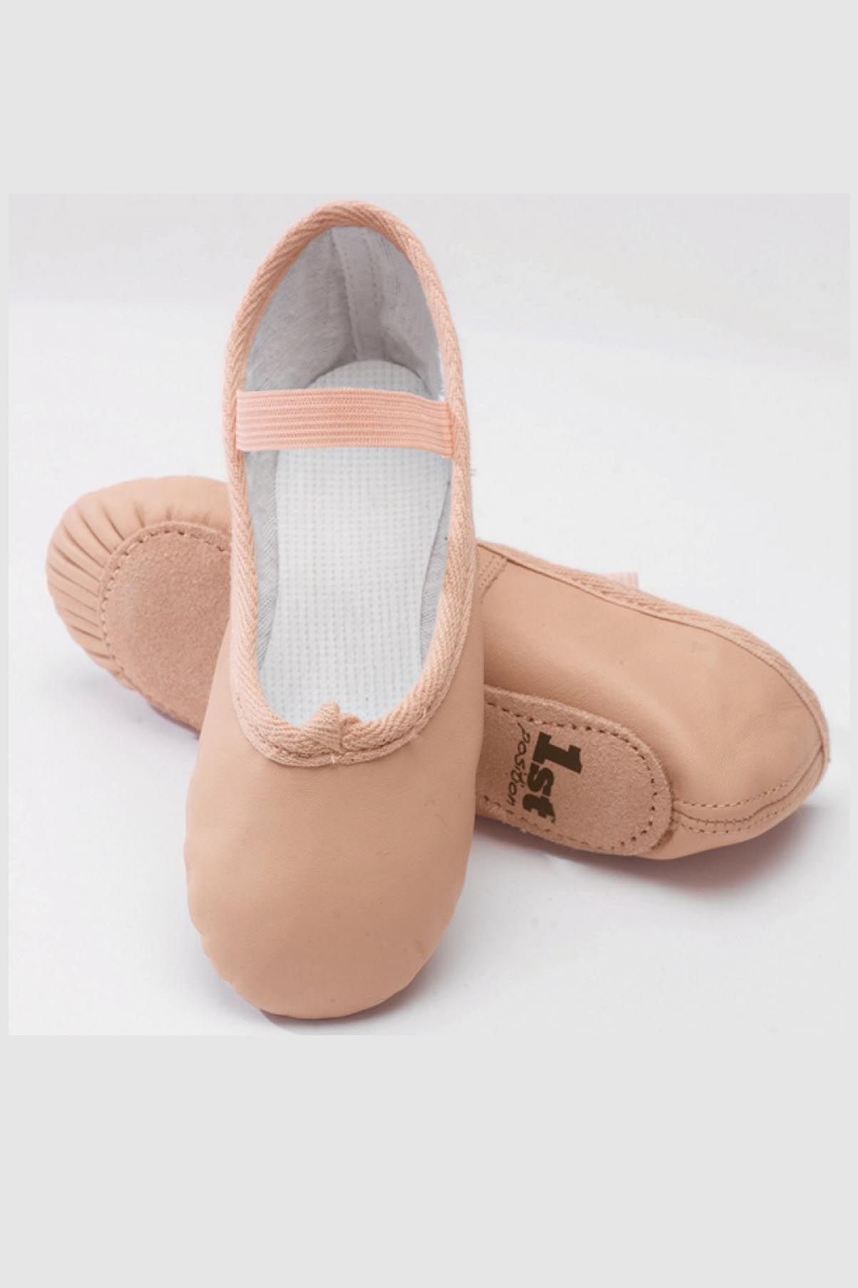 Uniform Pink Ballet Shoe (IDS LBS)