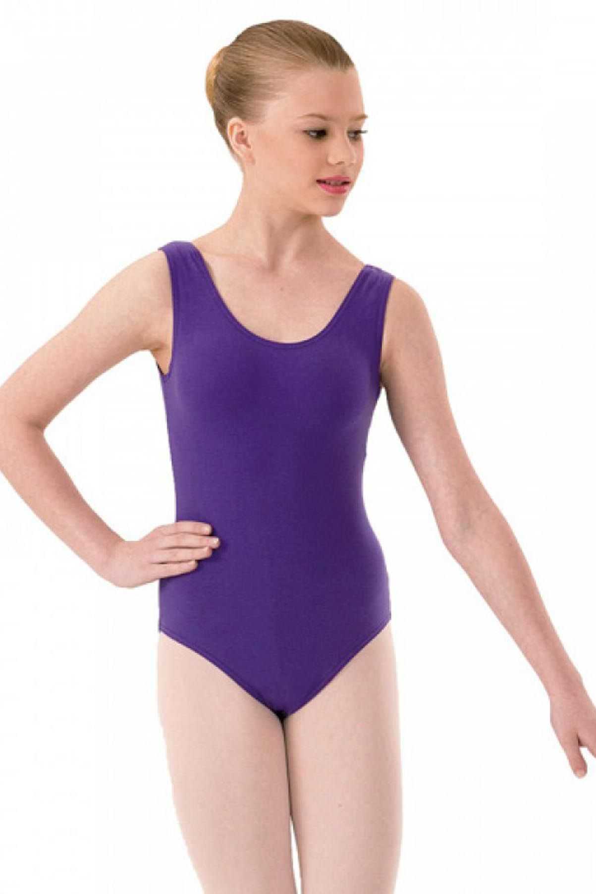 Uniform Purple Leotard (IDS Laura)
