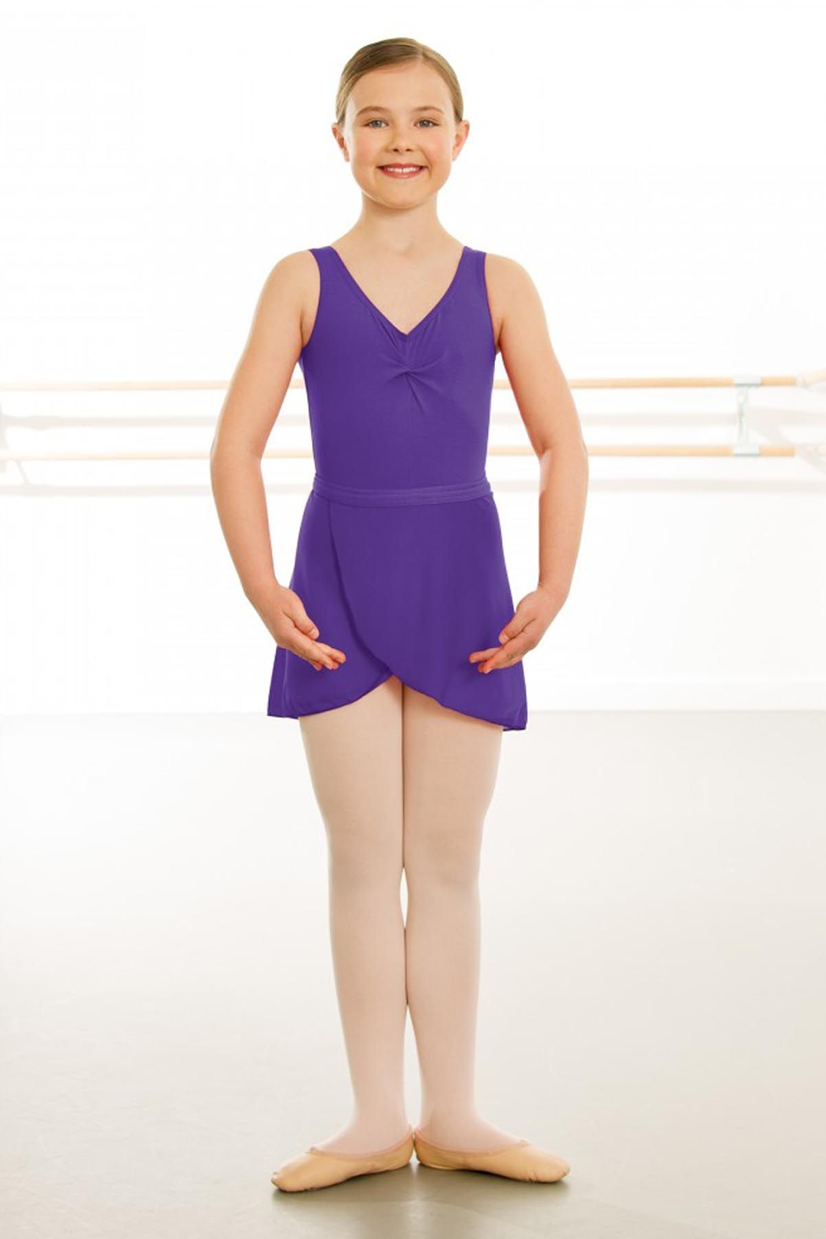 Uniform Purple Skirt (IDS Wrapover Skirt)