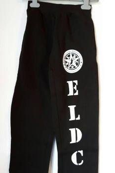 ELDC Kids Jogpant Black