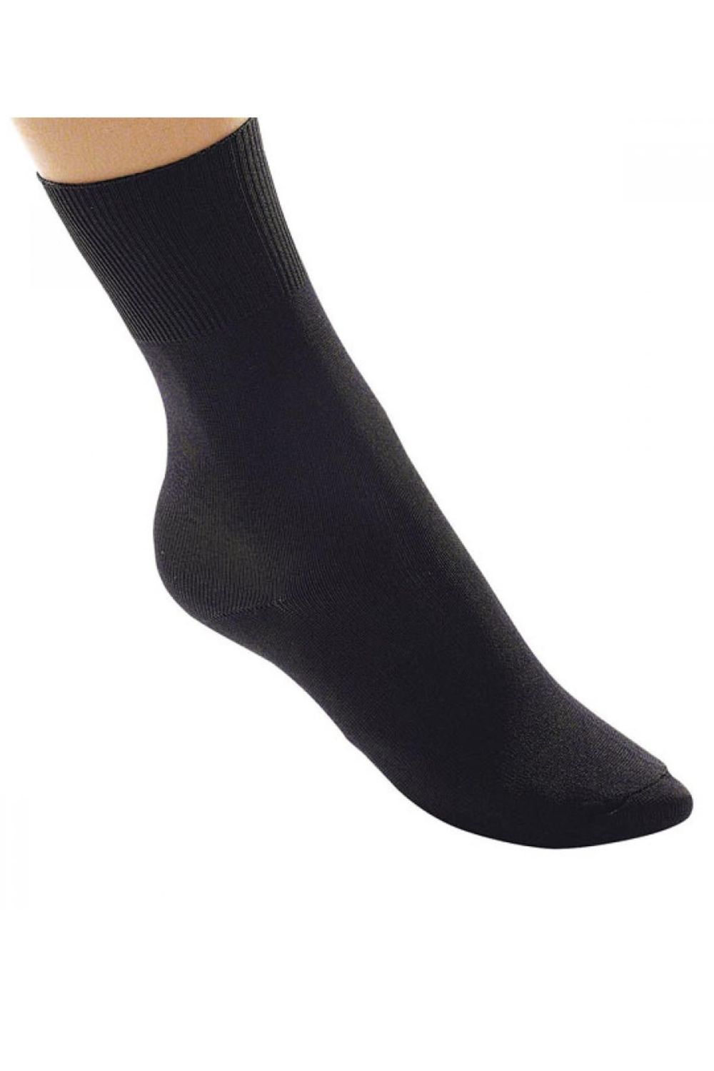 Black Ballet Socks