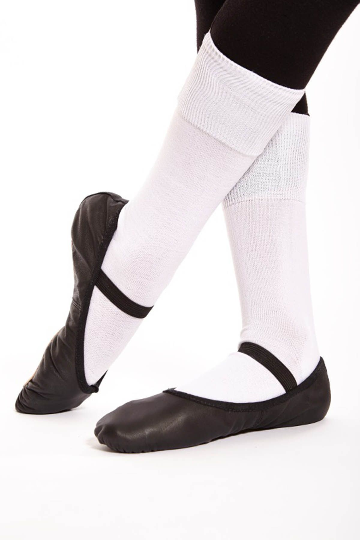 Uniform Black Ballet Shoes (IDS LBS)