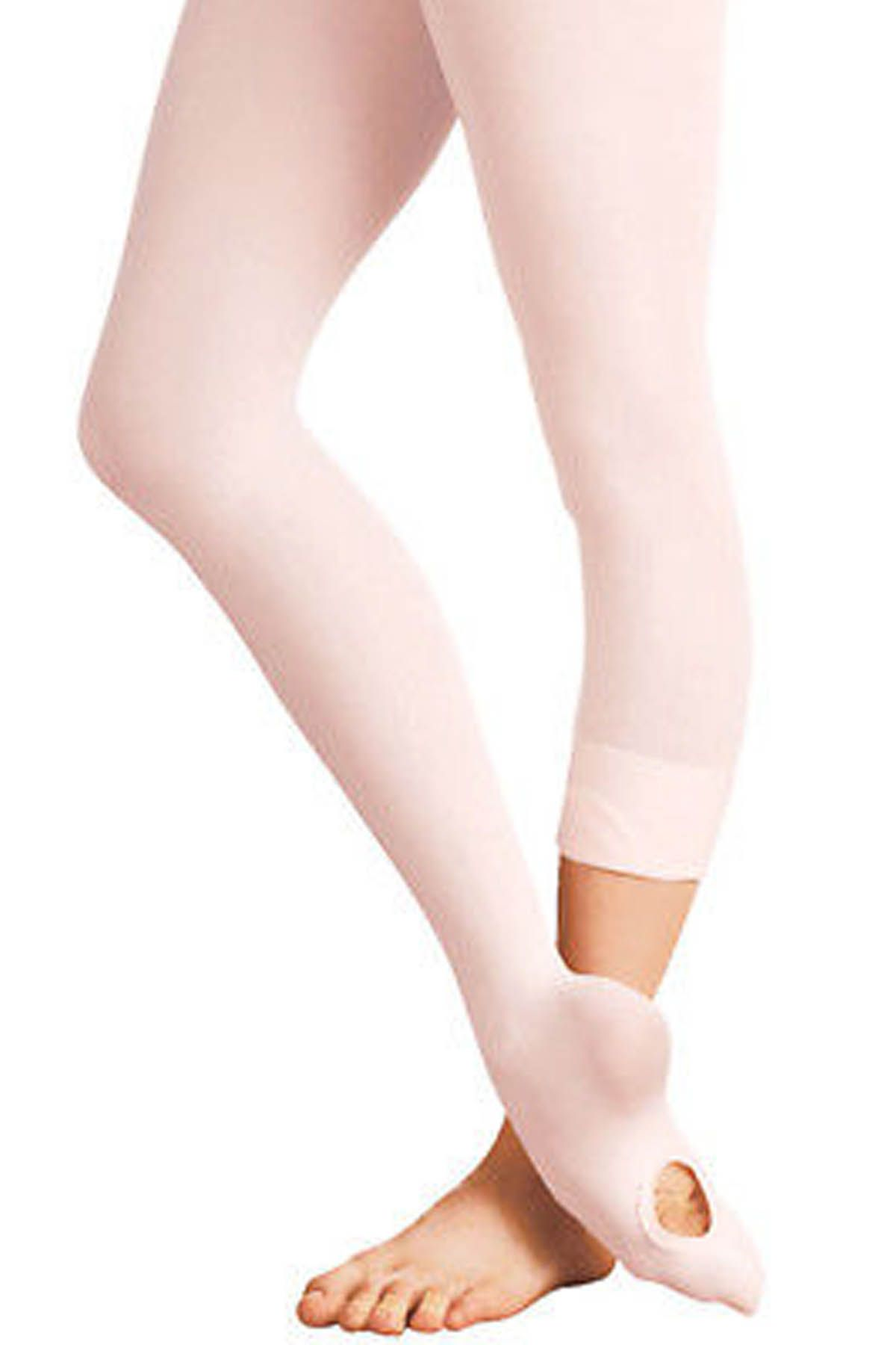 Uniform Covertable Ballet Tights (Silky)