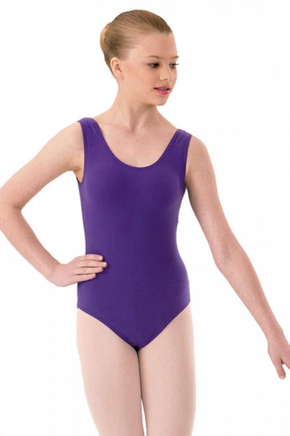 Purple Leotard