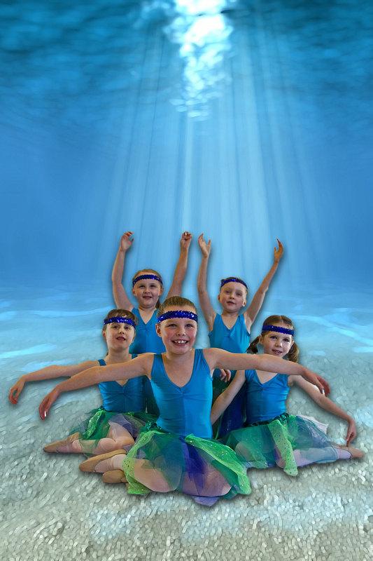 HP9 Mermaids