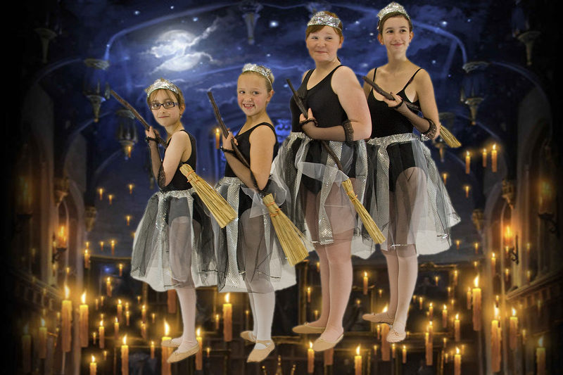 HP12 Broomstick Ballet