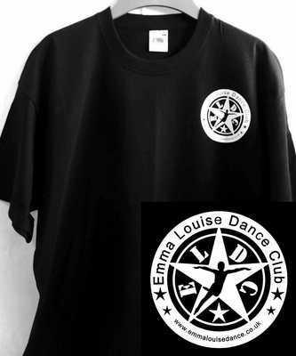 ELDC Black T-Shirt