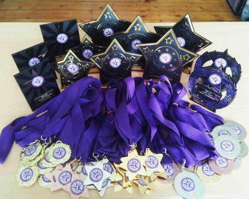 2014 medals