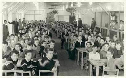 Dining Hall 1957-8?
