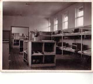 Typical Dormitory Scene