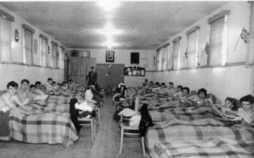 Inside a dorm 1957 ?