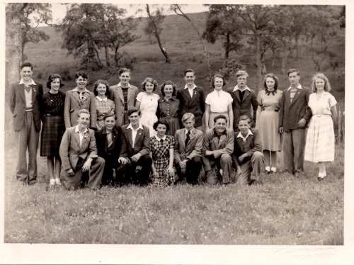 Dad old school group
