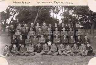 Wansbeck Summer 1950