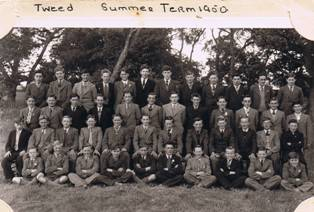 Tweed Summer 1950