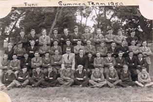 Tyne Summer 1950