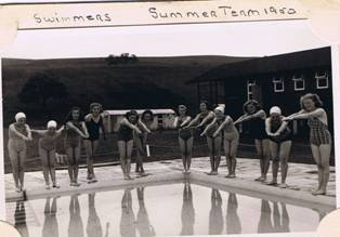 1950 Swimmers 1