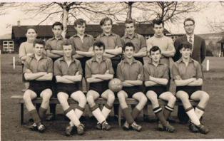 Football Team 1958-9