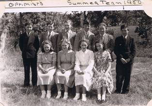 1950 Optimists Summer