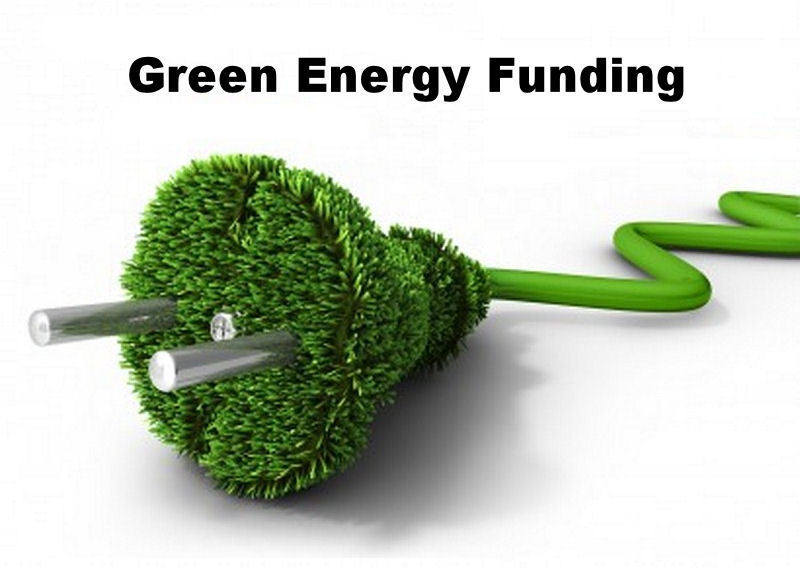 green energy funding