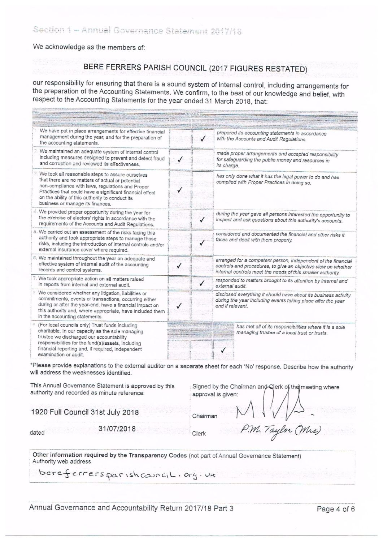 Internal Audit 2018 page 2