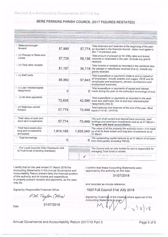 Internal Audit 2018 page 3