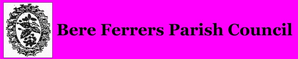 Bere Ferrers Parish Council, site logo.