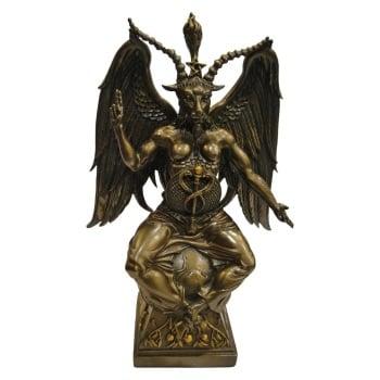 Baphomet  - Bronze Large Figurine 38cm