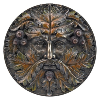 Autumn Equinox Plaque