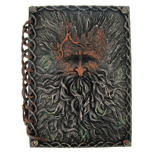 Tree Beard Notebook