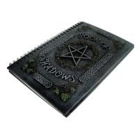 Book Of Shadows - Ivy Pentagram Journal