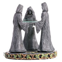 Magik Circle - Triple Goddess Oil Burner