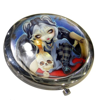 Sign Of Our Parting Compact Mirror By Jasmine Becket-Griffith