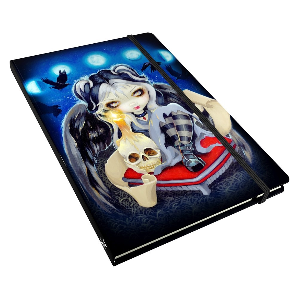 Sign Of Our Parting Journal By Jasmine Becket-Griffith