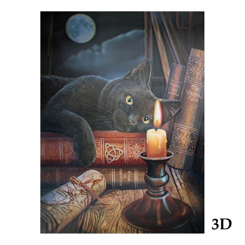 Witching Hour 3D Picture By Lisa Parker