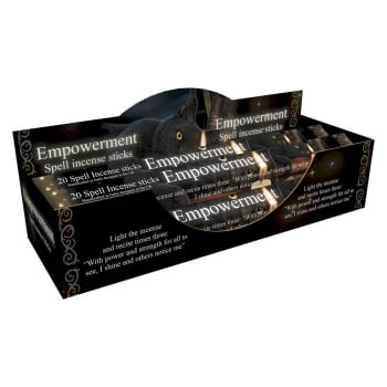 The Witching Hour - Empowerment Spell Patchouli Incense Sticks BY LIsa Parker