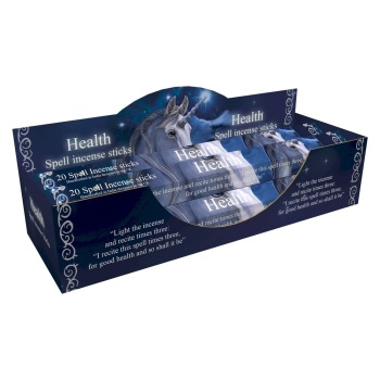 Sacred One - Health Spell Aloe Vera Incense Sticks By Lisa Parker