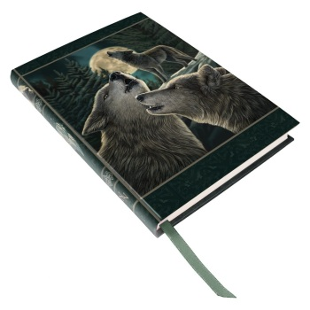 Wolf Song Journal By Lisa Parker