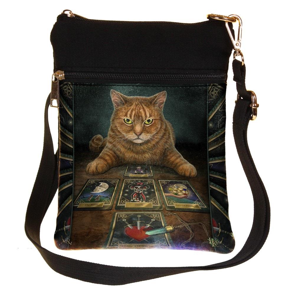 The Reader Shoulder Bag By Lisa Parker