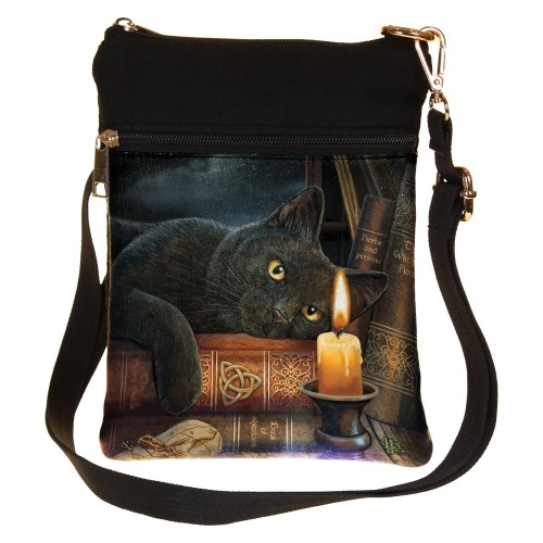 The Witching Hour Shoulder Bag By Lisa Parker